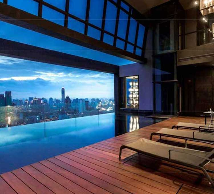2 Bedroom Condo For Rent Bangkok: Hyde Sukhumvit 13 Luxury Condo In The Heart Of Bangkok